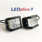 Dviejų 45W LED darbinių žibintų komplektas