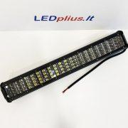 126W Philips LED žibintas (combo)
