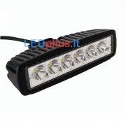 18W LED žibintas/ siauras