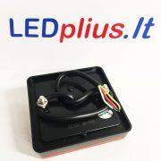 Galinis LED žibintas / kvadratinis