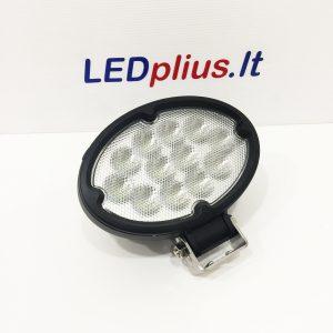 48w led lempa plataus spindulio